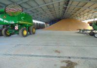 Suszenie zbóż sita perforowane do suszarni