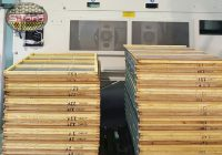 Sita ramy drewniane do wialni czyszczalni Cinbria